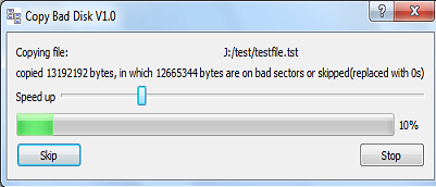 Windows 7 Copy Bad Disk 1.4 full